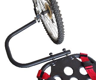 Bike Tow Attachment Close-Up