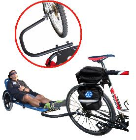 REX ONE EMS/Police Bike Attachment