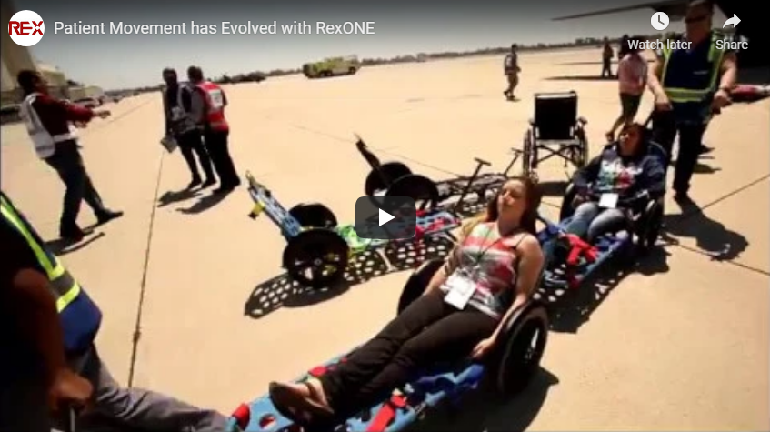 Patient Movement has Evolved with RexONE